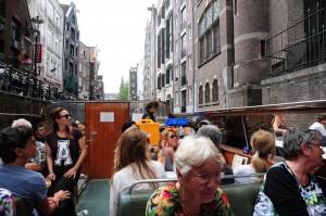 Indische Rondvaart Amsterdam Augustus 2013-Esther de Graaf